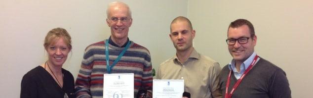14 medarbejdere fra Siemens Wind Power A/S certificeret