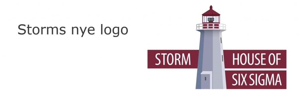 Nyt logo til Storm