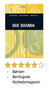 Danish book about Six Sigma