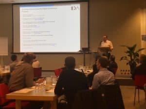 2nd International Lean Six Sigma Conference 2017. Marcus Sørensen fra IDA Mechanical FYN