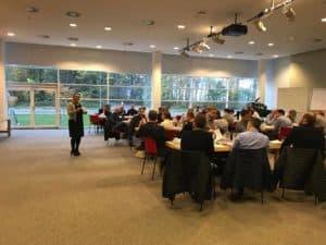 2nd International Lean Six Sigma Conference 2017. Ane Storm afrunder dagen