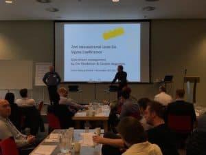 2nd International Lean Six Sigma Conference 2017, Carsten Jørgensen og Ole Therkelsen