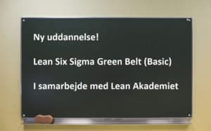 Lean Six Sigma Green Belt Basic