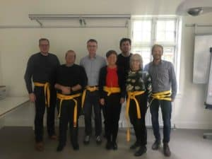 Six Sigma Yellow Belts hos Storm - House of Six Sigma
