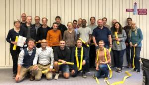Yellow Belts hos Haldor Topsøe